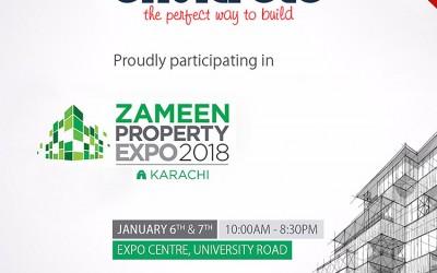 ZAMEEN.COM PROPERTY EXPO 2018 KARACHI